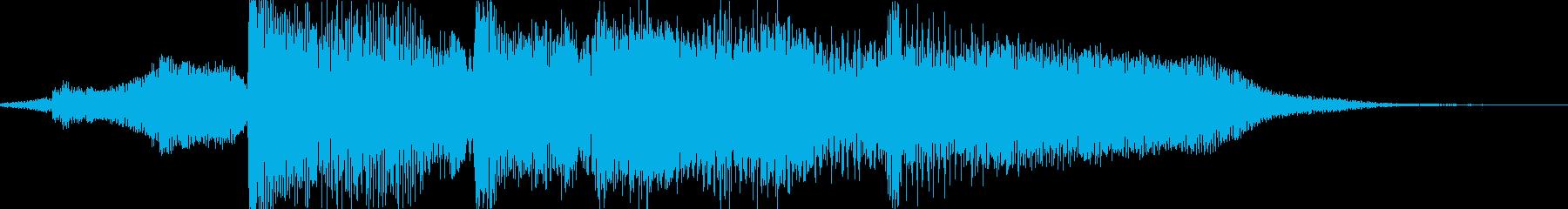 コーポレート ほのぼの 幸せ ファ...の再生済みの波形