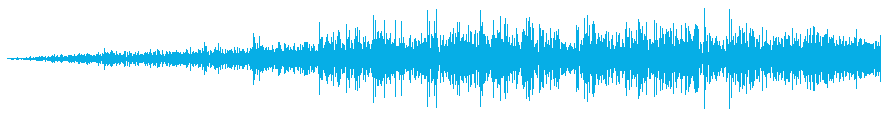 ヒューシュリバースクイックノイズモーターの再生済みの波形