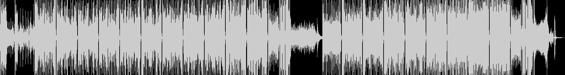 タイム制限クイズのようなポップス aの未再生の波形