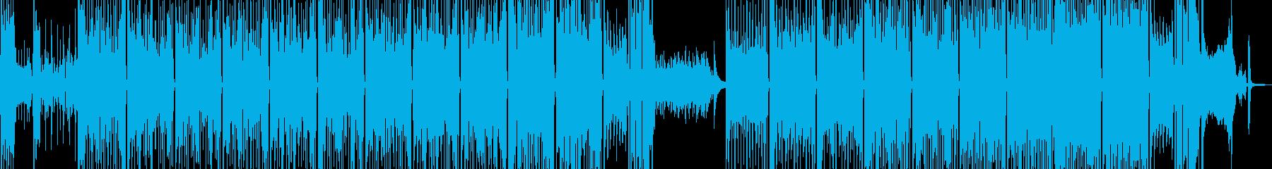 タイム制限クイズのようなポップス aの再生済みの波形