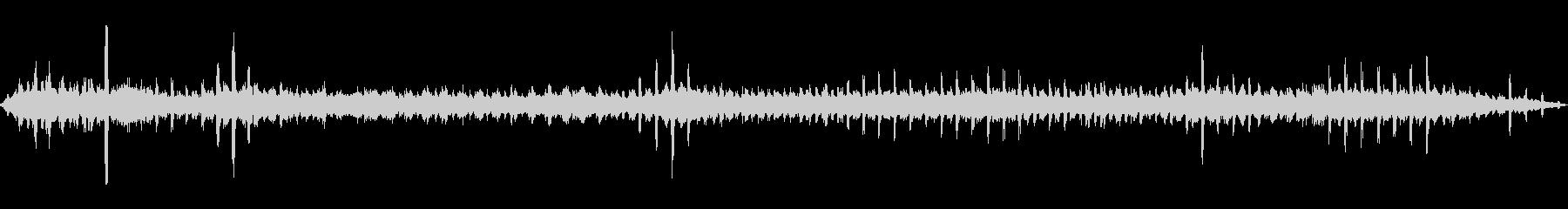 リズムイオンパルス、残響室、SCI...の未再生の波形