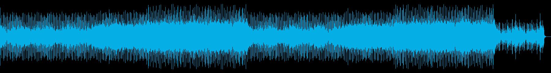 ベース無しver 広がり 豪華 キラキラの再生済みの波形