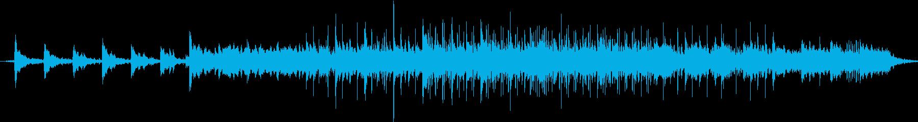 空の島 幻想的なリラックスミュージックの再生済みの波形