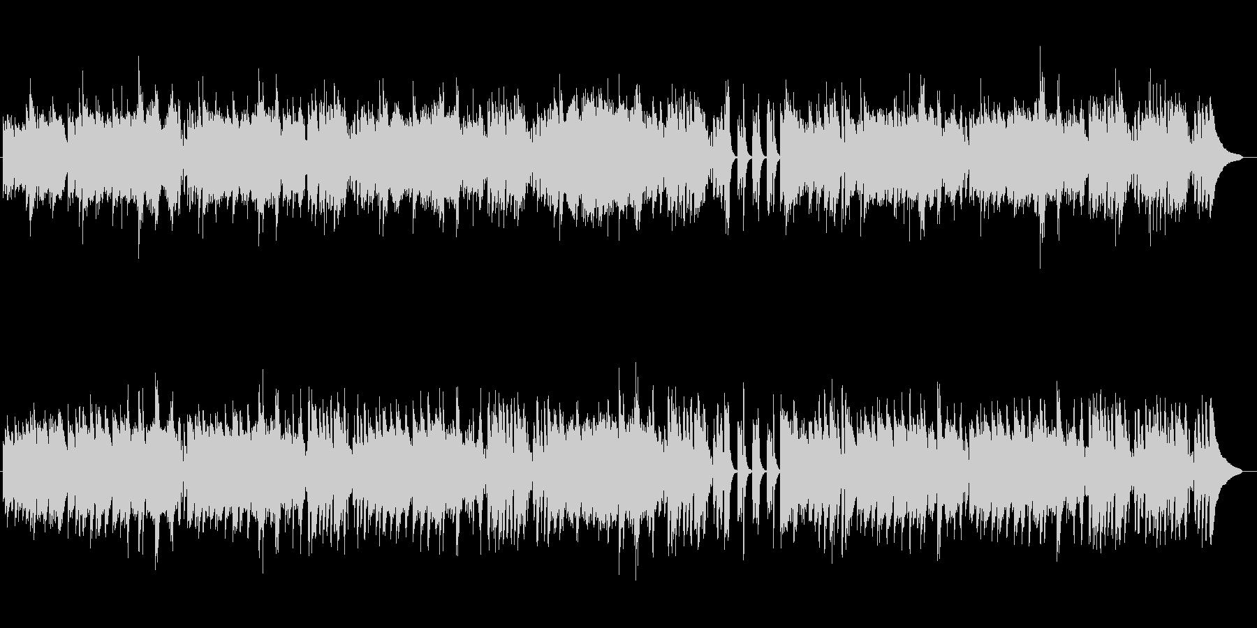 RPGフィールド曲風なオケ曲(ピアノ版)の未再生の波形