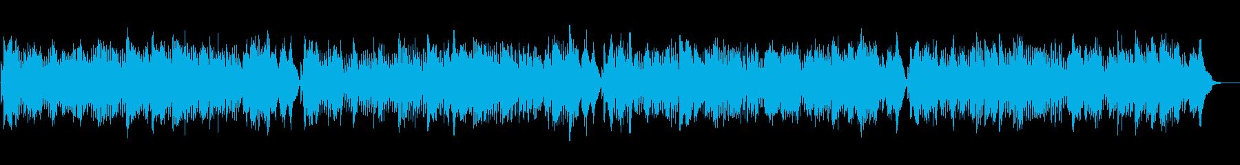 流麗で端正なチェンバロ バロック・高音質の再生済みの波形