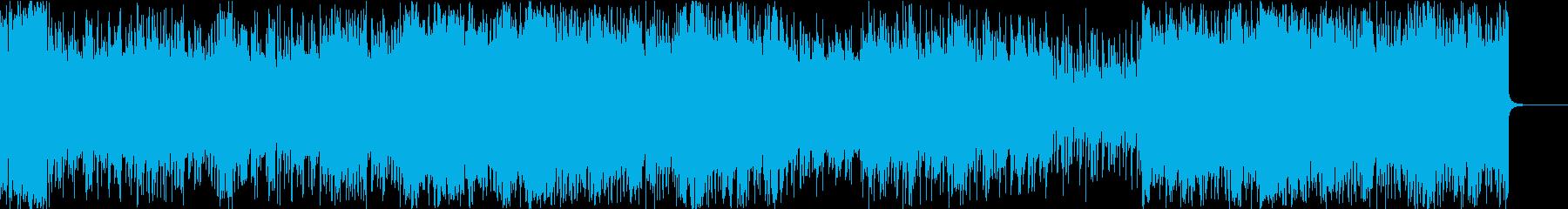 ニルヴァーナっぽい曲です。の再生済みの波形