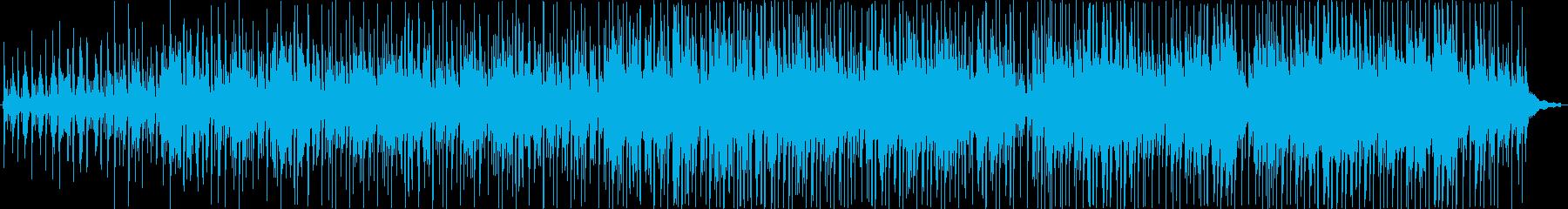 アンプラグド アコースティックギタ...の再生済みの波形