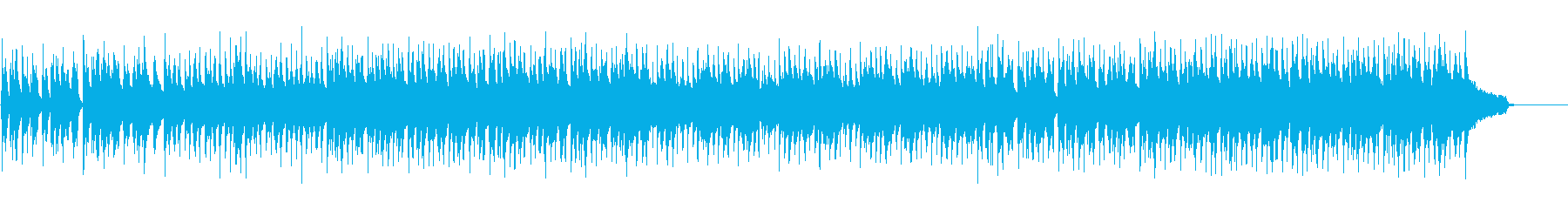 【ドラム抜】軽快で可愛い企業、コンセプトの再生済みの波形