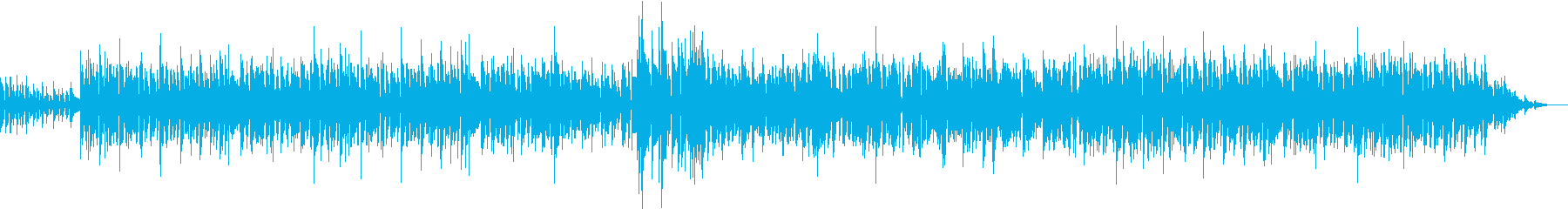 イージーリスニングライトジャズイン...の再生済みの波形