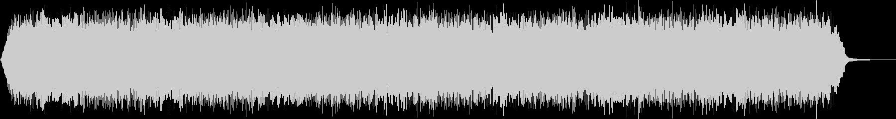【アンビエント】ドローン_31 実験音の未再生の波形