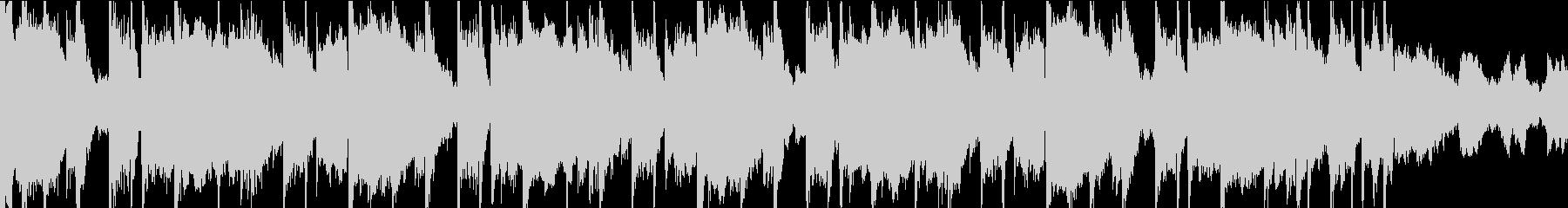 BGM_ダーク系_打ち込み系_ループの未再生の波形