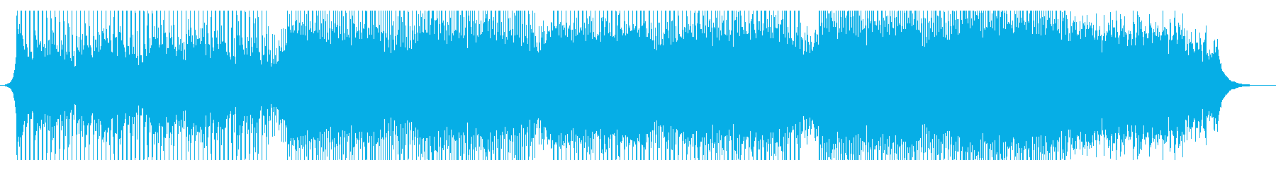 Successful Construction's reproduced waveform