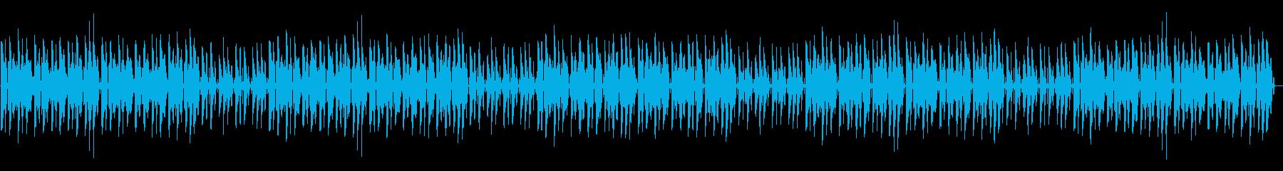ほのぼの脱力系「桃太郎」の再生済みの波形