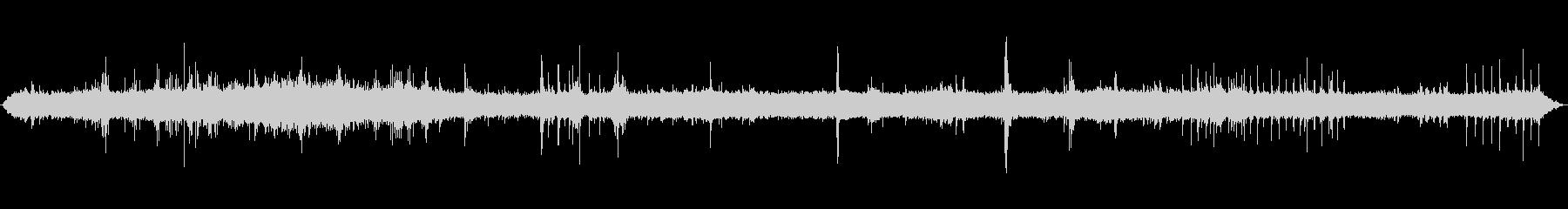 [生録音]都会のビルの屋上の環境音01の未再生の波形