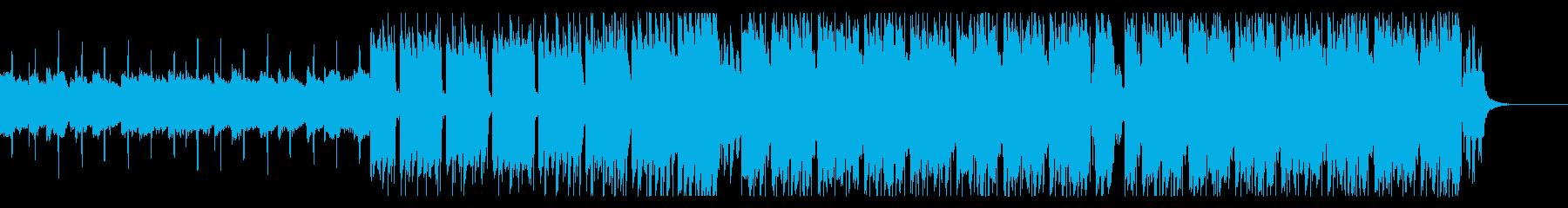 爽快・クール・Future Bass bの再生済みの波形