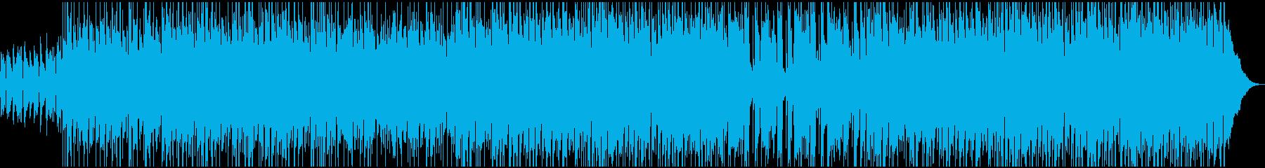 爽やかなアコギポップ(バンド編成)の再生済みの波形