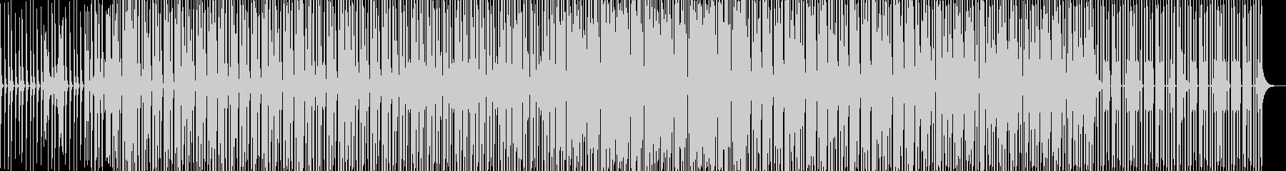 ノリが良いテクノです。戦闘音楽や、シュ…の未再生の波形