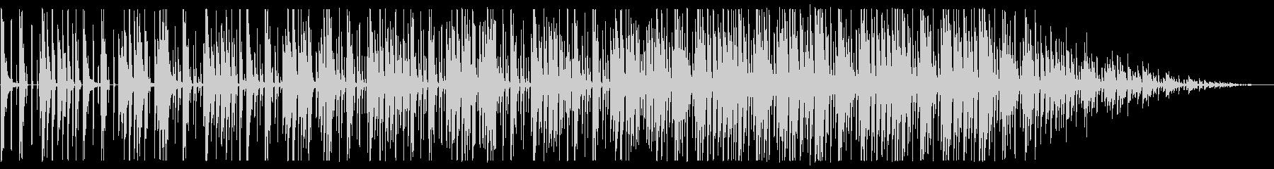 コミカル/ヒップホップ_No473_3の未再生の波形