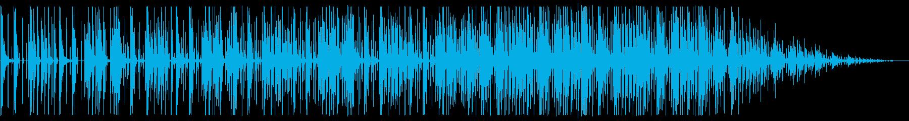 コミカル/ヒップホップ_No473_3の再生済みの波形