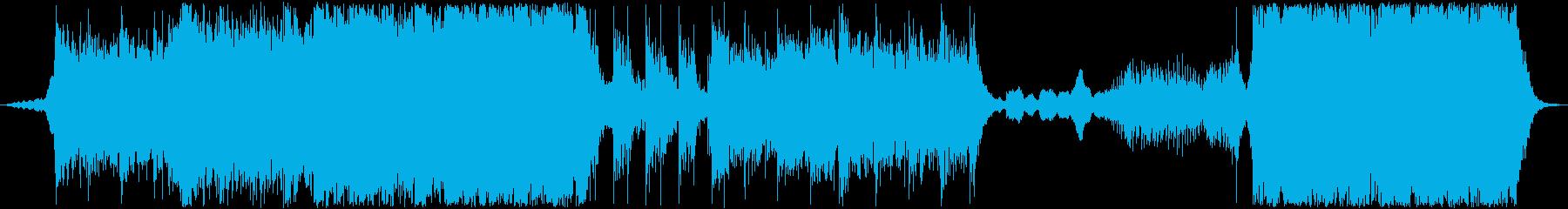 説明:  スタッカートストリングス...の再生済みの波形