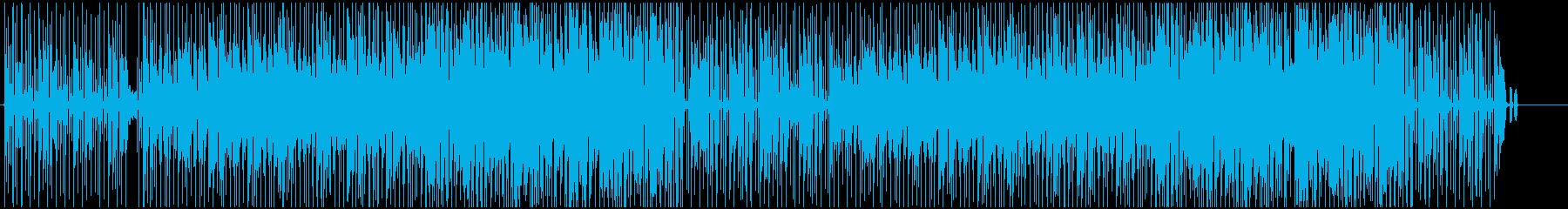 軽快なテンポの汎用性の高いボサノバです。の再生済みの波形
