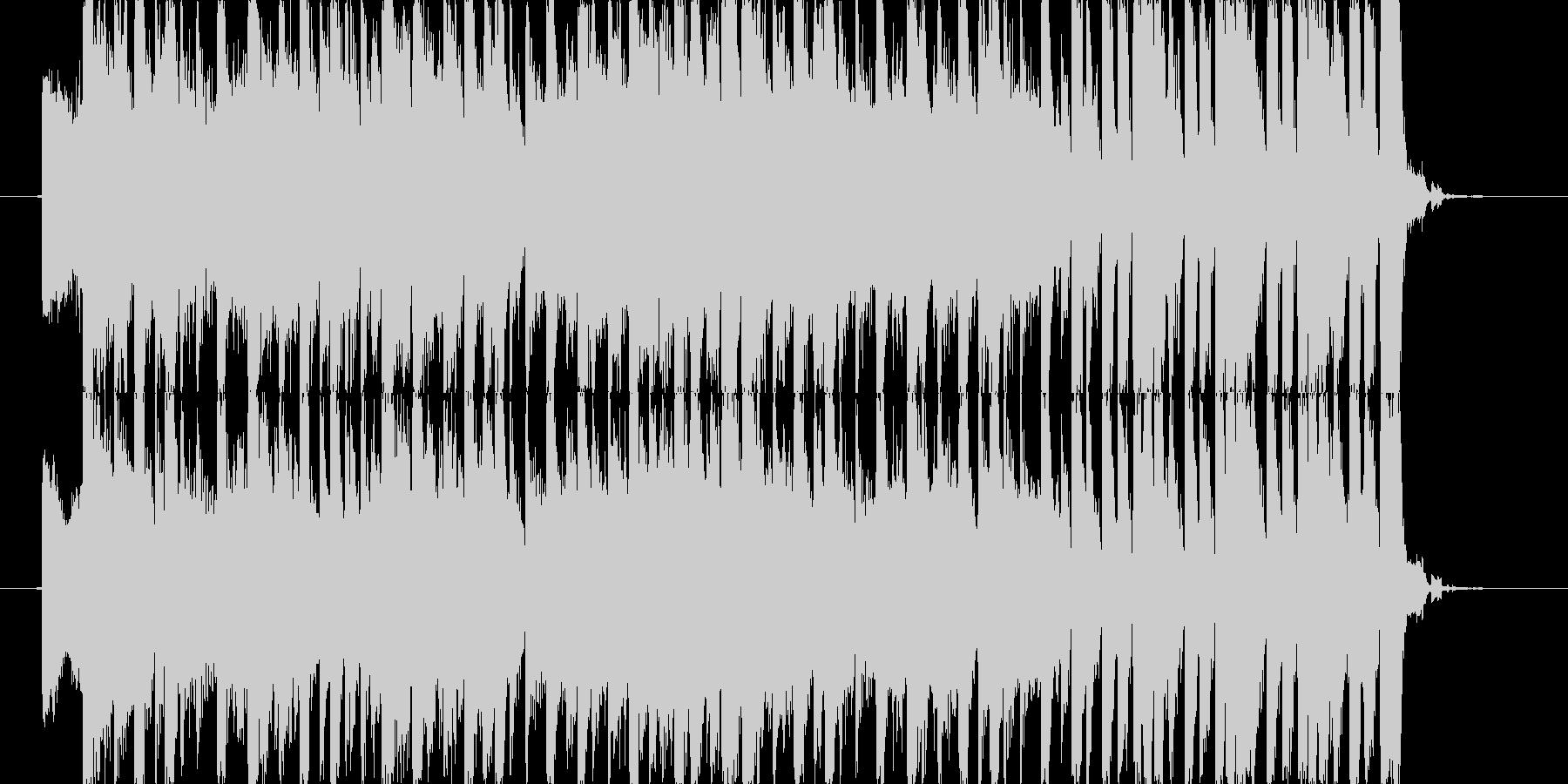 ロックでパワフルなエレクトロ。暗闇にい…の未再生の波形