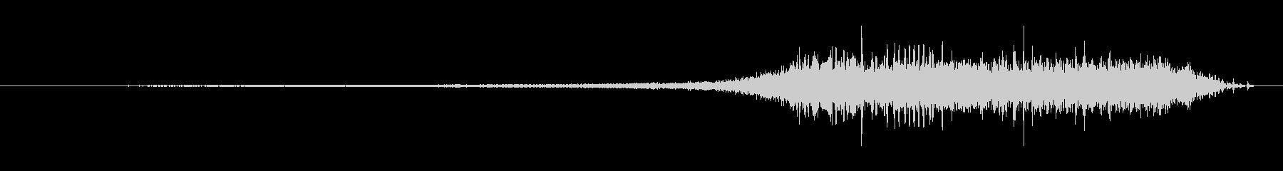 POLARIS 440:サイドにプ...の未再生の波形