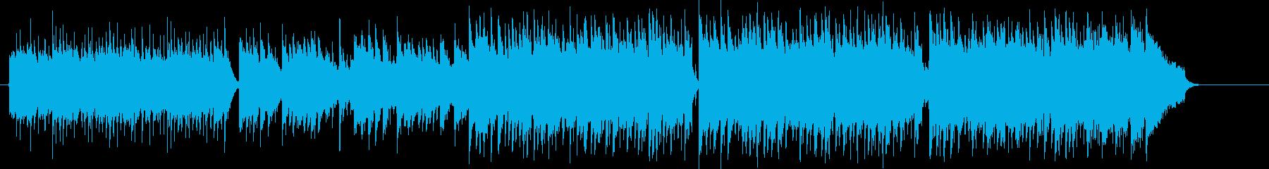歌謡センスのピアノポップ、センチメンタルの再生済みの波形