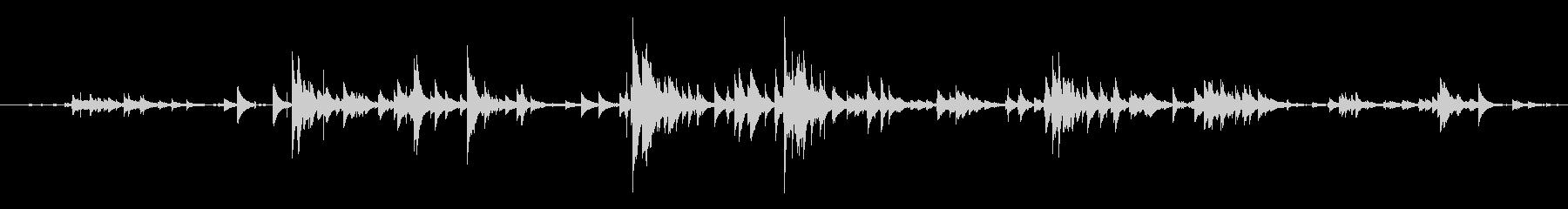 スモールベルウィンドチャイム:コン...の未再生の波形