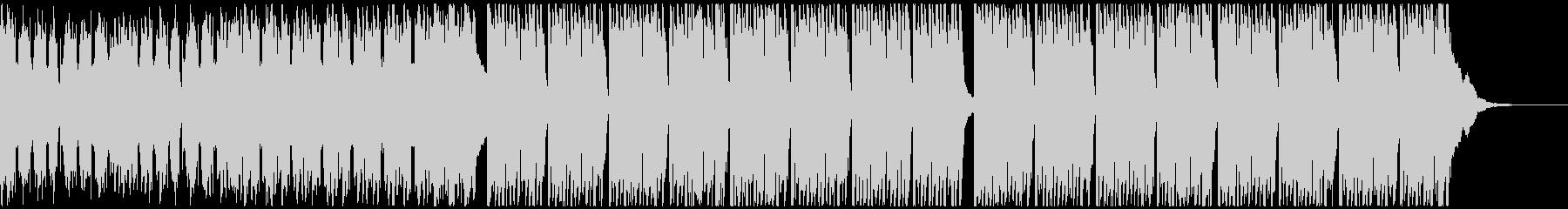 レーシング(60秒)の未再生の波形