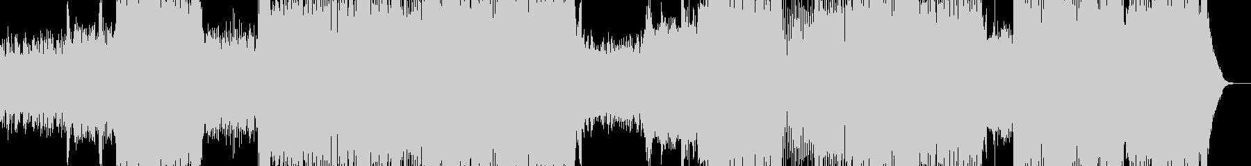 バイオリン・大空翔けるテーマ 長尺+の未再生の波形