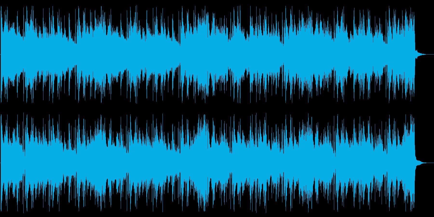 爽やか/落ち着き/R&B_No597_4の再生済みの波形