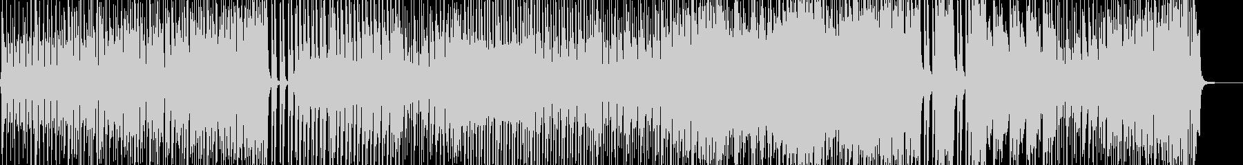 七変化アニメーションダンス調ポップ Bの未再生の波形