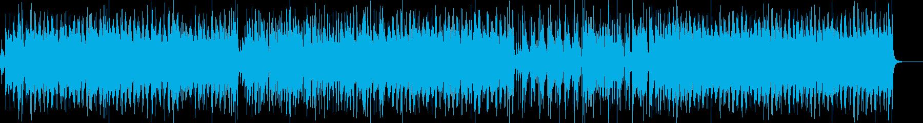 ボサノバ/メロ抜/ナイロンギター/カフェの再生済みの波形