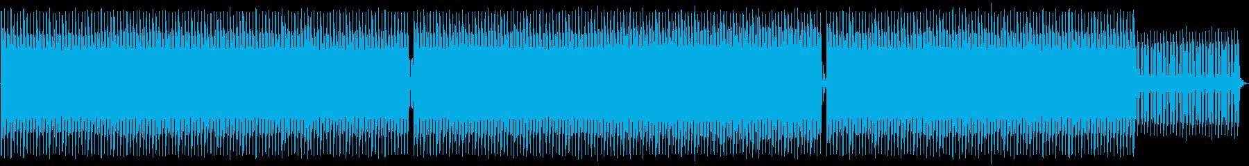 Grooveテクノはシンプルで、シ...の再生済みの波形
