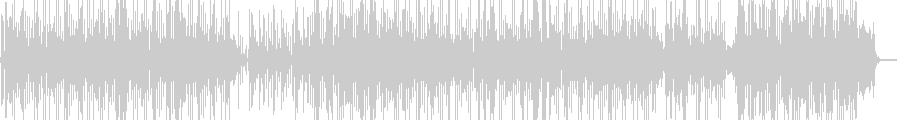 南国ムード ご機嫌なレゲェ Bの未再生の波形