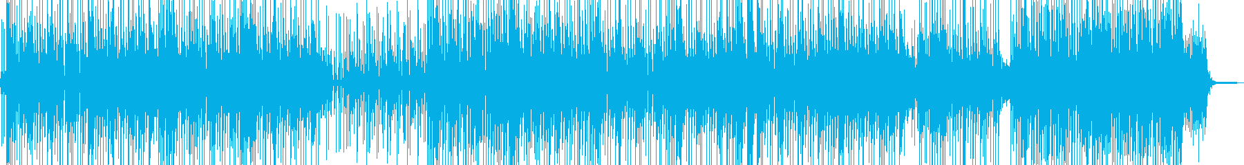 *メロ抜き* 南国ムード ご機嫌なレゲェの再生済みの波形