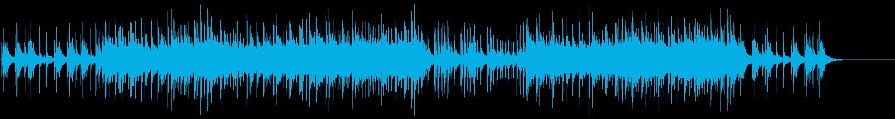 【Gt抜】三味線のロックEDMの再生済みの波形
