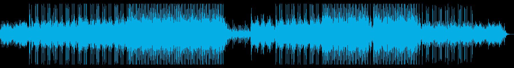 HIPHOPトラック/可愛い/軽快の再生済みの波形