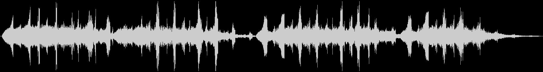 PADS グリッチートランス02の未再生の波形