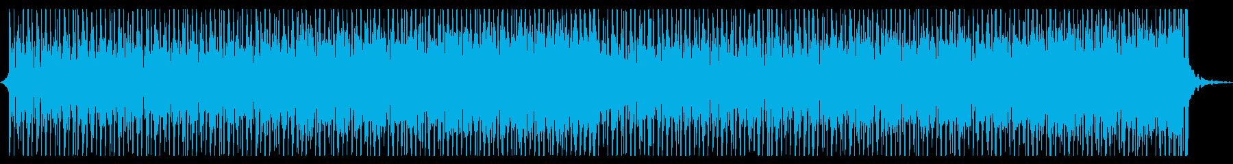 エレクトロなシンキングタイムの再生済みの波形
