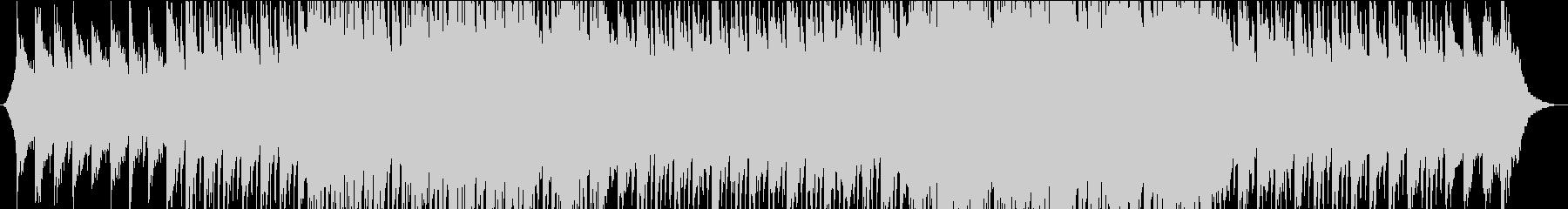 シンプルで印象に残るギターリフバラードの未再生の波形
