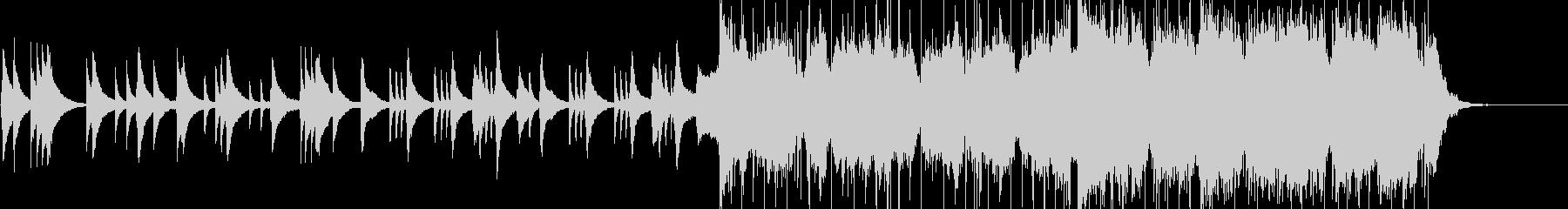 切ないRPGテーマ曲風の未再生の波形