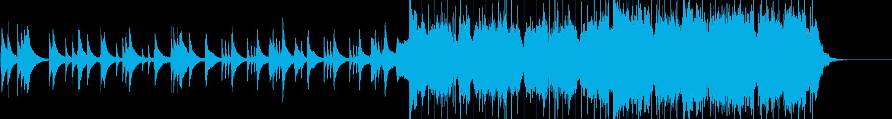 切ないRPGテーマ曲風の再生済みの波形