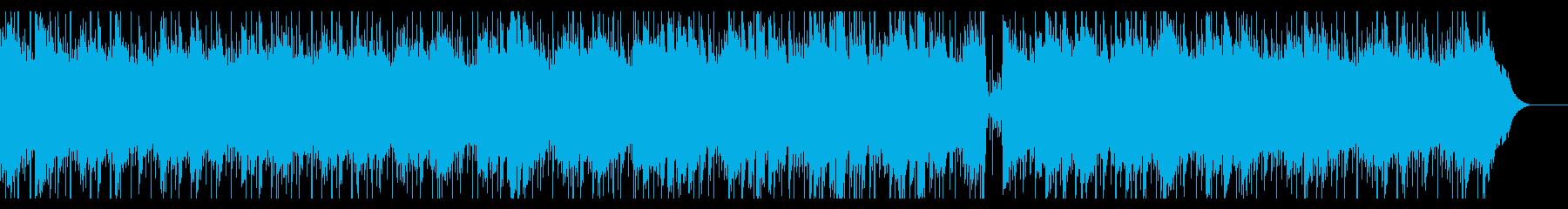 お洒落なチルアウト Lo-fiの再生済みの波形