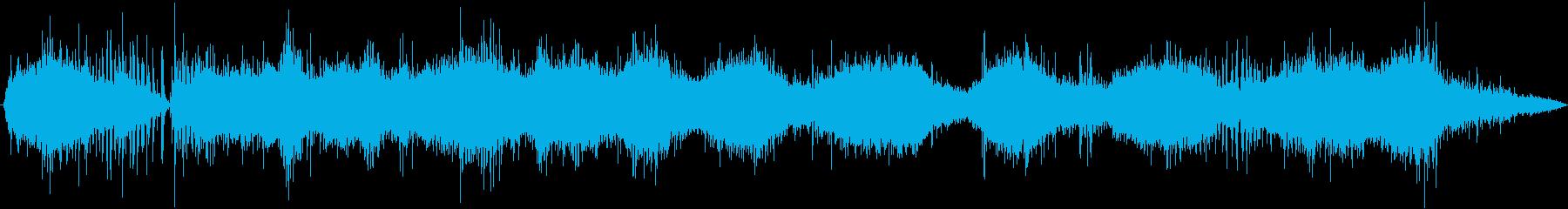 ハーフインチハンマードリル:コンク...の再生済みの波形