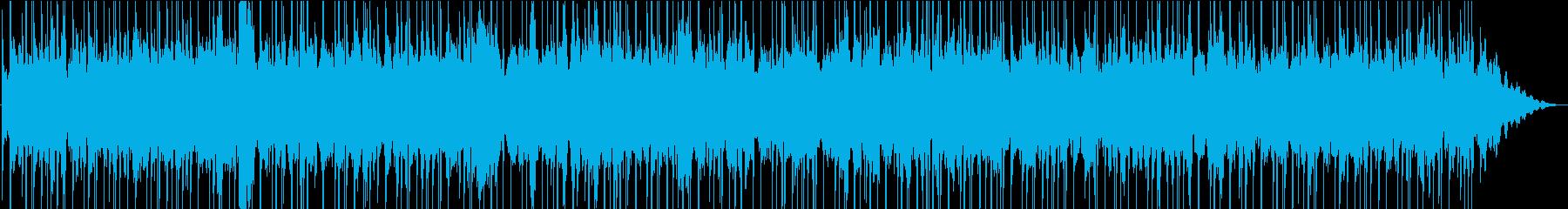 映画・ドキュメンタリー向け・感傷的BGMの再生済みの波形