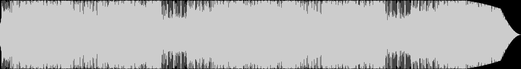 神秘的なJRPGをイメージした通常戦闘曲の未再生の波形