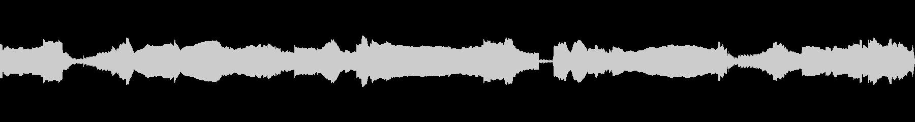 リバーレとピッチモジュレーションを...の未再生の波形