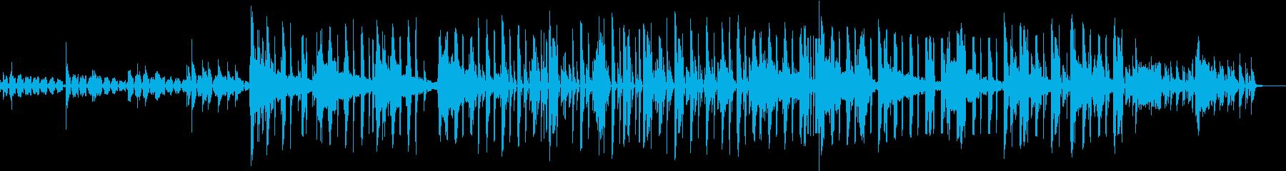 ファンク レトロ ゆっくり 魅惑 ...の再生済みの波形
